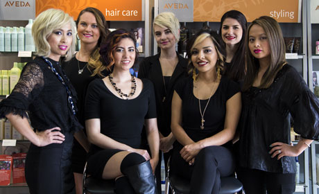 1 Salon For Hair Coloring and Highlights in Austin Round